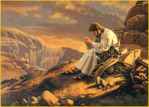 Después del bautismo, Jesús, «empujado» por el Espíritu ( cf. Mt ...